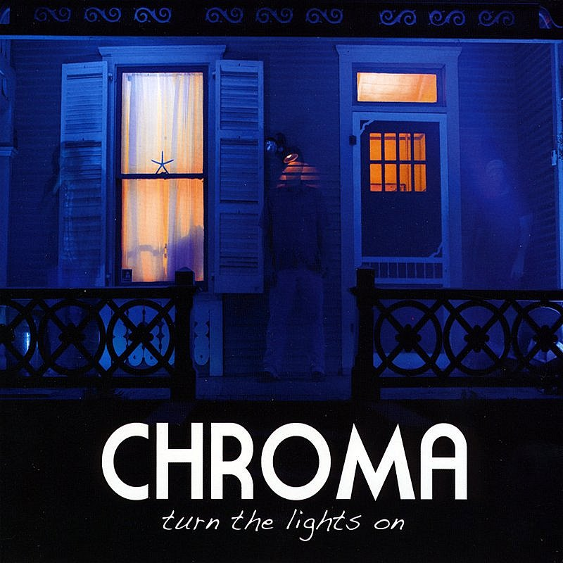 Cover Art: Turn The Lights On