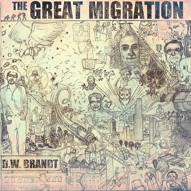 Cover Art: The Great Migration