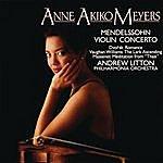 Anne Akiko Meyers Mendelssohn Concerto