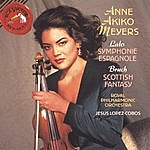 Anne Akiko Meyers Lalo: Symphonie Espagnole / Bruch: Scottish Fantasy