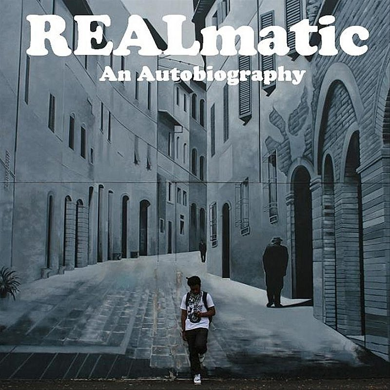 Cover Art: Realmatic: An Autobiography