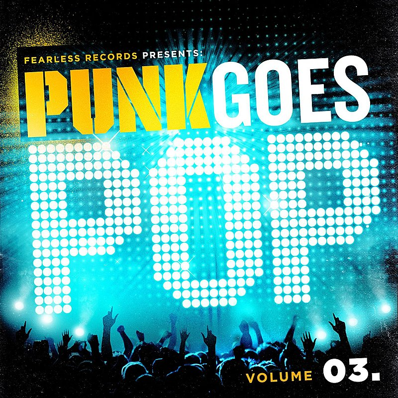 Cover Art: Punk Goes Pop Volume Three