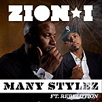 Zion I Many Stylez Feat. Rebelution