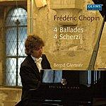 Bernd Glemser Chopin: 4 Ballades - 4 Scherzi