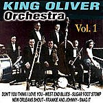King Oliver & His Orchestra The Best Orchestra Vol. 1