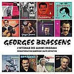 Georges Brassens Intégrale Des Albums Originaux