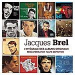 Jacques Brel Intégrale Des Albums Studio