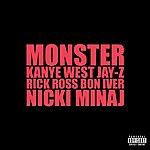 Kanye West Monster (Explicit Version)