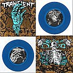 "Transient Split 7"" With This Runs On Blood"