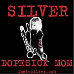 Silver Dopesick Mom - Single