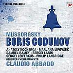Claudio Abbado Mussorgsky: Boris Godunov