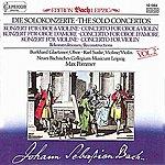 Max Pommer Bach: Solo Concertos, Vol. 2