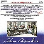 Max Pommer Bach: The Solo Concertos, Vol. 3