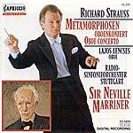 Neville Marriner Strauss, R.: Oboe Concerto / Metamorphosen