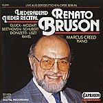 Renato Bruson Liederabend