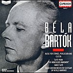 Neville Marriner Bartok, B.: The Miraculous Mandarin Suite / Dance Suite / Music For Strings, Percussion And Celesta