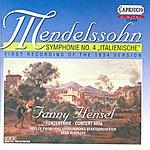 "Gerd Albrecht Mendelssohn, Felix: Symphony No. 4, ""Italian"" / Infelice / Mendelssohn, Fanny: Io D'amor, Oh Dio, MI Moro"