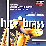 Jiggs Whigham Musicals For Brass - Gershwin, G. / Bernstein, L.