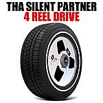 The Silent Partner 4 Reel Drive