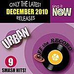 Off The Record December 2010: Urban Smash Hits (R&B, Hip Hop)