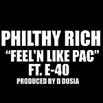 E-40 Feel'n Like Pac - Single