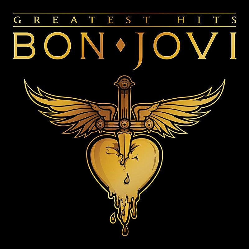 Cover Art: Bon Jovi Greatest Hits