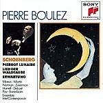 Ensemble Intercontemporain Schoenberg: Erwartung, Pierrot Lunaire, Lied Der Waldtaube From Gurrelieder