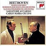 Carlo Maria Giulini Beethoven: Concerto For Violin And Orchestra & Romances For Violin And Orchestra