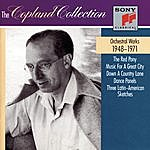 Aaron Copland Copland: Orchestral Works (1948 - 1971)