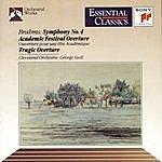 George Szell Brahms: Symphony No. 4; Academic Festival Overture; Tragic Overture