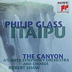 Robert Shaw Glass: Itaipu; The Canyon