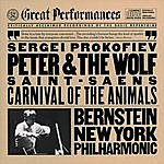New York Philharmonic Prokofiev: Peter And The Wolf; Saint-Saëns: The Carnival Of The Animals