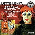 Lotte Lenya Lotte Lenya Sings Kurt Weill