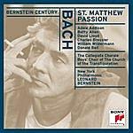 Leonard Bernstein Bach: Saint Matthew Passion, Bwv 244