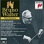 Bruno Walter Brahms: Ein Deutches Requiem