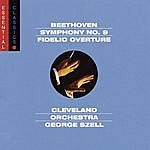 """George Szell Beethoven: Symphony No. 9 """"Choral""""; Fidelio Overture"""