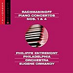 Philippe Entremont Rachmaninoff: Piano Concertos Nos. 1 & 4; Rhapsody On A Theme Of Paganini