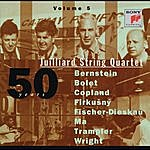 Juilliard String Quartet Juilliard String Quartet: Great Collaborations