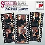 Esa-Pekka Salonen Sibelius: Lemminkainen Suite, En Saga