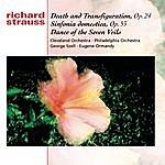 George Szell Strauss: Tod Und Verklärung; Sinfonia Domestica; Dance Of The Seven Veils