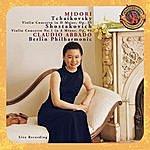 Midori Tchaikovsky & Shostakovich: Violin Concertos [Expanded Edition]