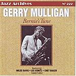 Gerry Mulligan Bernie's Tune