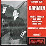 Wiener Symphoniker Georges Bizet : Carmen (Wien 1954)