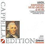 Ferdinand Leitner Haydn: Symphonies Nos. 92 & 98