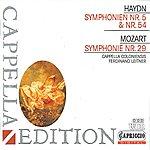 Ferdinand Leitner Haydn: Symphonies Nos. 5 & 54 - Mozart: Symphony No. 29