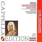 Hans-Martin Linde Handel: Concerti Grossi, Opp. 3 & 6