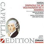 Hans-Martin Linde Haydn: Symphony No. 36 - Violin Concerto No. 4 - Miseri Noi