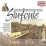 Budapest Strings Bach, J.C.: Sinfonie Concertanti, Vol. 2