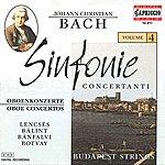 Budapest Strings Bach, J.C.: Sinfonie Concertanti, Vol. 4