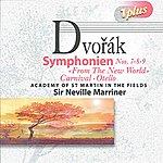Neville Marriner Dvorak: Symphonies Nos. 7, 8 & 9